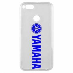 Чехол для Xiaomi Mi A1 Yamaha Logo