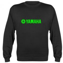 Реглан (свитшот) Yamaha Logo - FatLine
