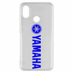 Чохол для Xiaomi Mi8 Yamaha Logo