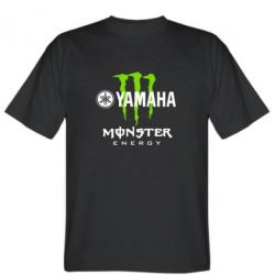 Футболка Yamaha Monster Energy