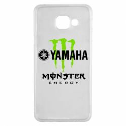 Чехол для Samsung A3 2016 Yamaha Monster Energy