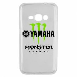 Чехол для Samsung J1 2016 Yamaha Monster Energy