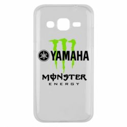 Чехол для Samsung J2 2015 Yamaha Monster Energy