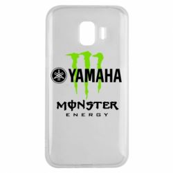 Чехол для Samsung J2 2018 Yamaha Monster Energy