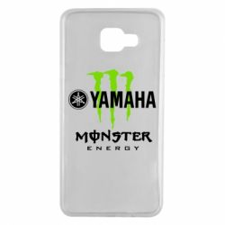 Чехол для Samsung A7 2016 Yamaha Monster Energy