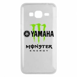 Чехол для Samsung J3 2016 Yamaha Monster Energy