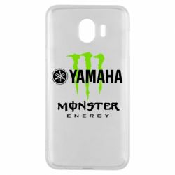 Чехол для Samsung J4 Yamaha Monster Energy