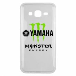 Чехол для Samsung J5 2015 Yamaha Monster Energy