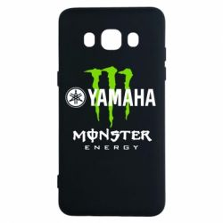Чехол для Samsung J5 2016 Yamaha Monster Energy