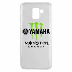 Чехол для Samsung J6 Yamaha Monster Energy