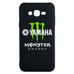 Чехол для Samsung J7 2015 Yamaha Monster Energy