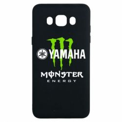 Чехол для Samsung J7 2016 Yamaha Monster Energy
