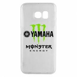 Чехол для Samsung S6 EDGE Yamaha Monster Energy