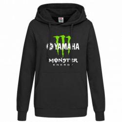 Женская толстовка Yamaha Monster Energy - FatLine