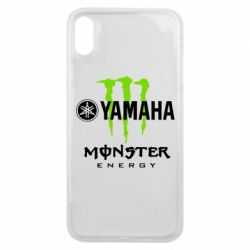 Чехол для iPhone Xs Max Yamaha Monster Energy