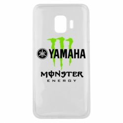 Чехол для Samsung J2 Core Yamaha Monster Energy