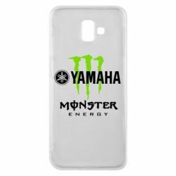 Чехол для Samsung J6 Plus 2018 Yamaha Monster Energy