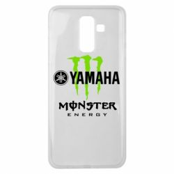 Чехол для Samsung J8 2018 Yamaha Monster Energy