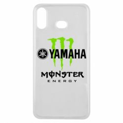Чехол для Samsung A6s Yamaha Monster Energy