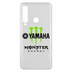 Чехол для Samsung A9 2018 Yamaha Monster Energy