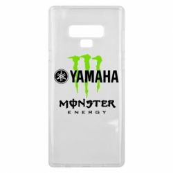 Чехол для Samsung Note 9 Yamaha Monster Energy