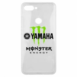 Чехол для Xiaomi Mi8 Lite Yamaha Monster Energy