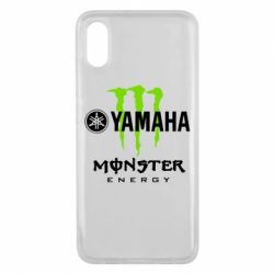 Чехол для Xiaomi Mi8 Pro Yamaha Monster Energy
