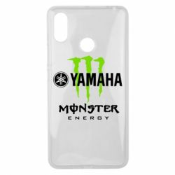 Чехол для Xiaomi Mi Max 3 Yamaha Monster Energy