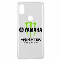 Чехол для Xiaomi Mi Mix 3 Yamaha Monster Energy
