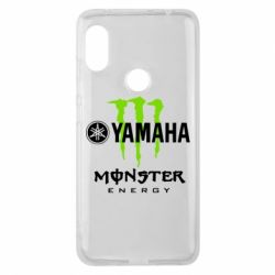 Чехол для Xiaomi Redmi Note 6 Pro Yamaha Monster Energy
