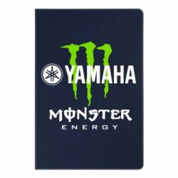 Блокнот А5 Yamaha Monster Energy