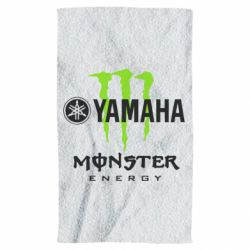 Полотенце Yamaha Monster Energy