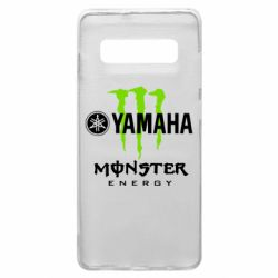 Чехол для Samsung S10+ Yamaha Monster Energy