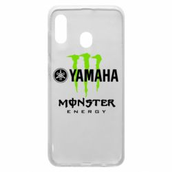 Чехол для Samsung A20 Yamaha Monster Energy