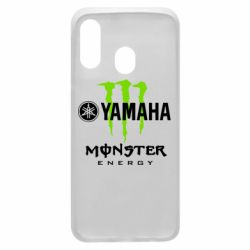 Чехол для Samsung A40 Yamaha Monster Energy
