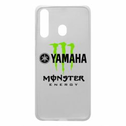 Чехол для Samsung A60 Yamaha Monster Energy