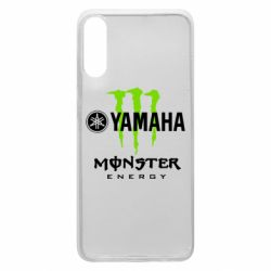 Чехол для Samsung A70 Yamaha Monster Energy