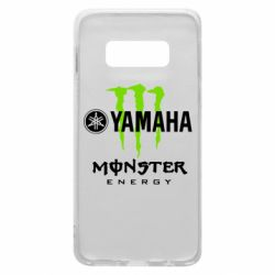 Чехол для Samsung S10e Yamaha Monster Energy