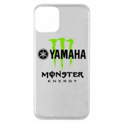 Чехол для iPhone 11 Yamaha Monster Energy