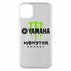 Чехол для iPhone 11 Pro Yamaha Monster Energy