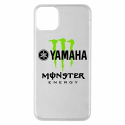 Чехол для iPhone 11 Pro Max Yamaha Monster Energy