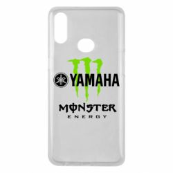 Чехол для Samsung A10s Yamaha Monster Energy
