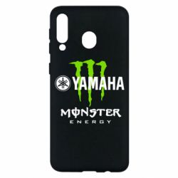 Чехол для Samsung M30 Yamaha Monster Energy