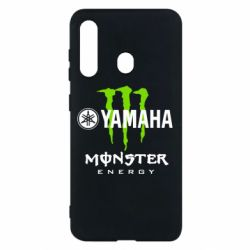 Чехол для Samsung M40 Yamaha Monster Energy