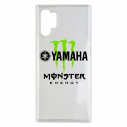Чехол для Samsung Note 10 Plus Yamaha Monster Energy