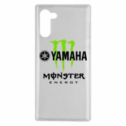 Чехол для Samsung Note 10 Yamaha Monster Energy