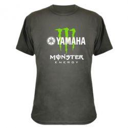 Камуфляжная футболка Yamaha Monster Energy - FatLine