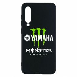 Чехол для Xiaomi Mi9 SE Yamaha Monster Energy