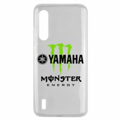 Чехол для Xiaomi Mi9 Lite Yamaha Monster Energy