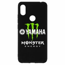 Чехол для Xiaomi Redmi S2 Yamaha Monster Energy